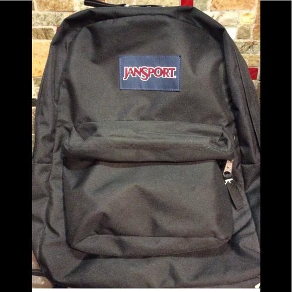 4d8f5b25772 JanSport SuperBreak Back Pack classic black
